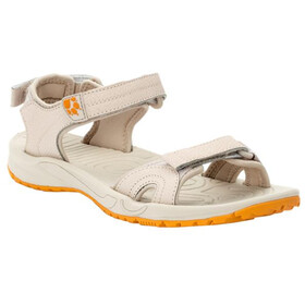 Jack Wolfskin Lakewood Cruise Sandals Women, beige/apricot